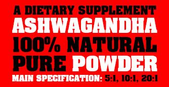 Nutri Avenue Ashwagandha Extract
