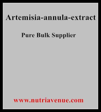 Artemisia Annula Extract