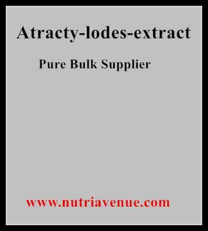 Atractylodes Extract