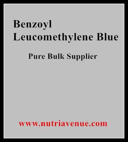 Benzoyl Leucomethylene Blue