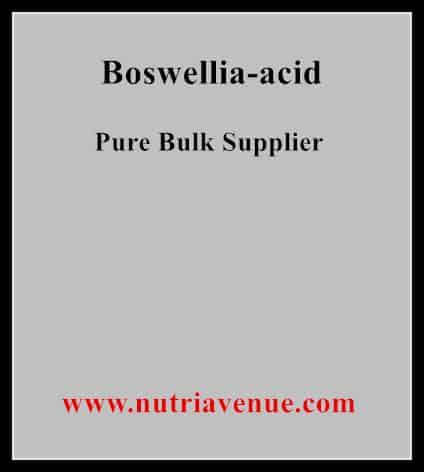 Boswellia Acid