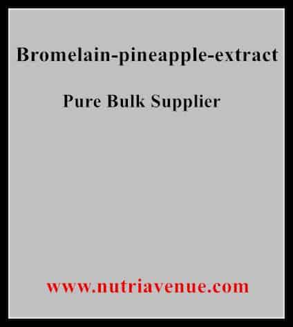Bromelain Pineapple Extract