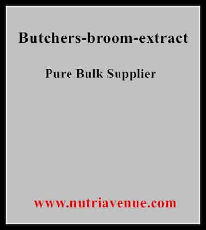 Butcher's Broom Extract