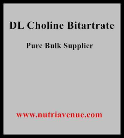 DL-Choline Bitartrate