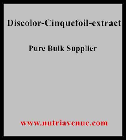 Discolor Cinquefoil Extract
