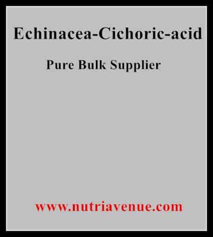 Echinacea Cichoric Acid