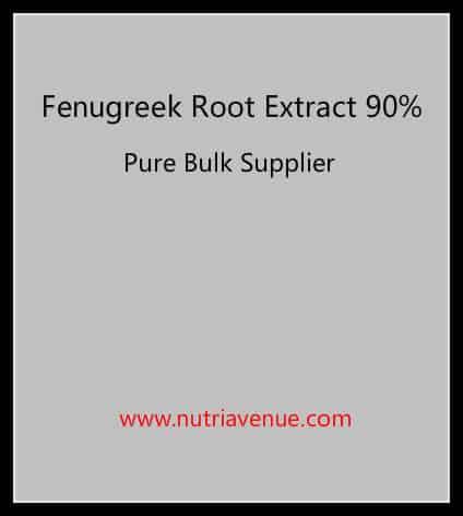 Fenugreek Root Extract