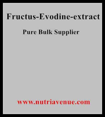 Fructus Evodine Extract