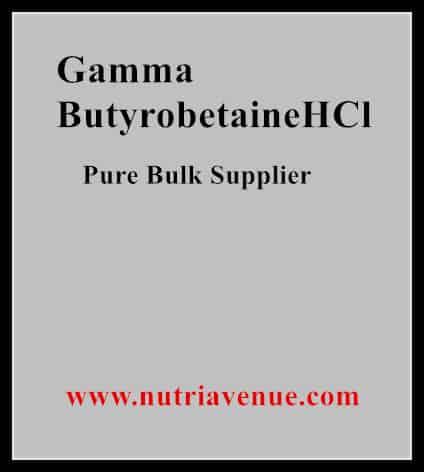 Gamma Butyrobetaine HCl