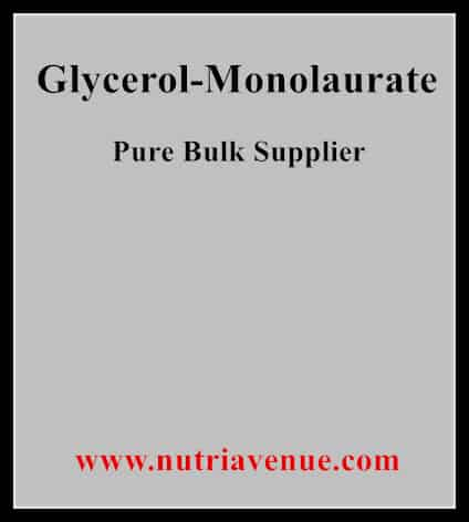 Glycerol Monolaurate