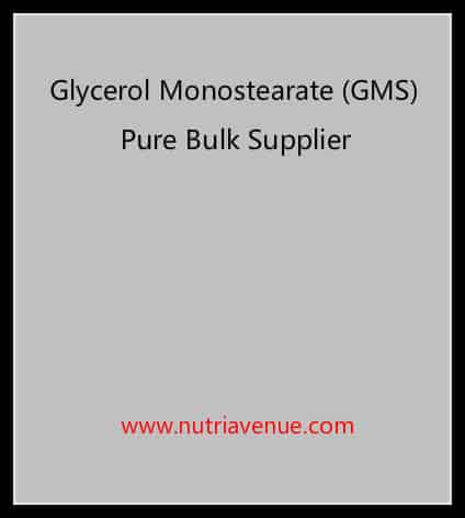Glycerol Monostearate GMS