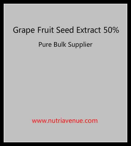 Grapefruit Seed Extract 50