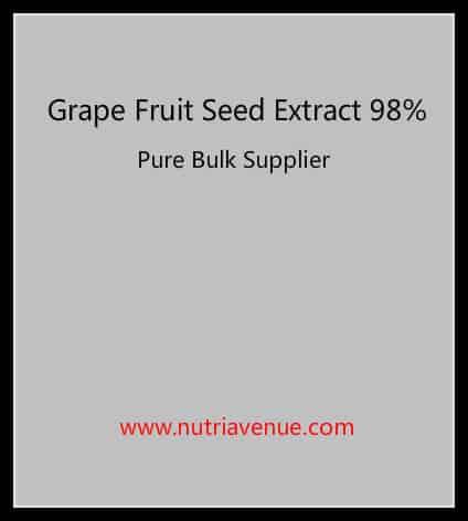 Grapefruit Seed Extract 98