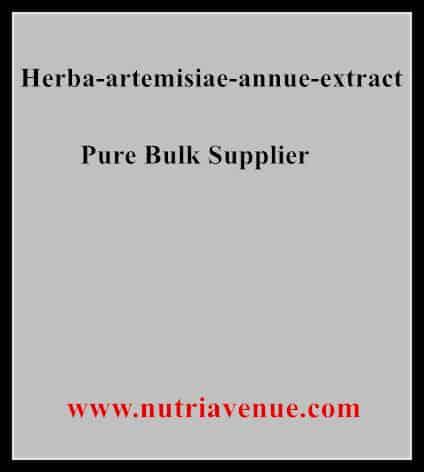 Herba Artemisiae Annue Extract