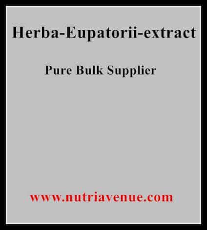Herba Eupatorii Extract