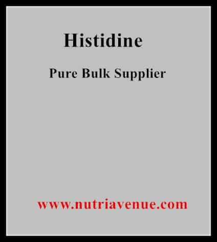 Histidine