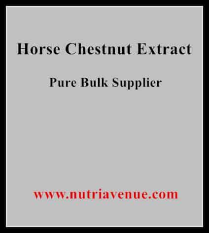 Horse Chestnust Extract
