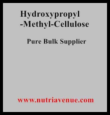 Hydroxypropyl Methyl Cellulose