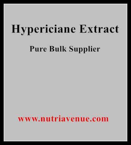 Hypericiane extract