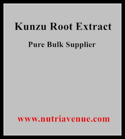 Kunzu root extract