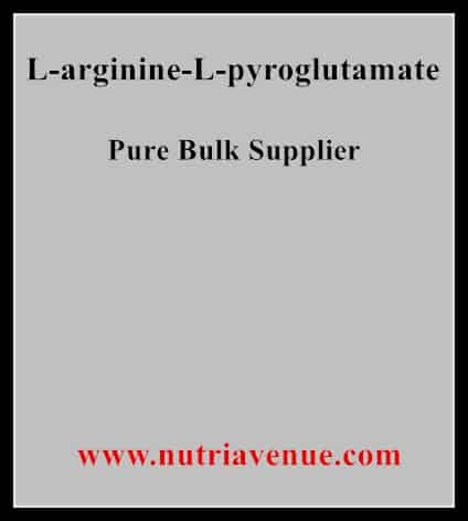 L-arginine-L-pyroglutamate