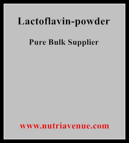 Lactoflavin Powder