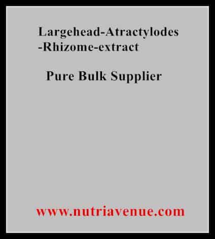 Largehead Atractylodes Rhizome extract