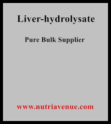 Liver Hydrolysate
