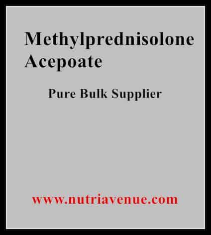 Methylprednisolone acepoate