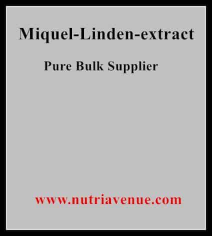 Miquel Linden Extract