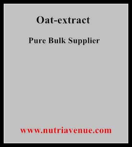 Oat Extract
