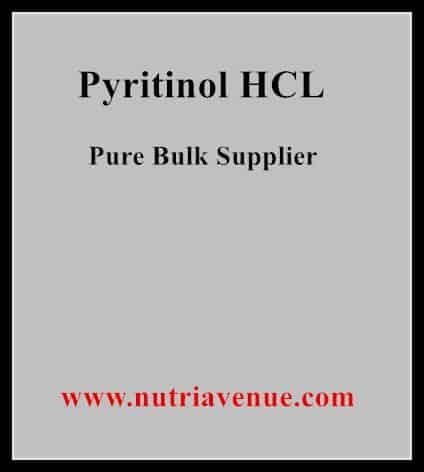 Pyritinol HCL