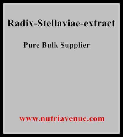 Radix Stellaviae Extract