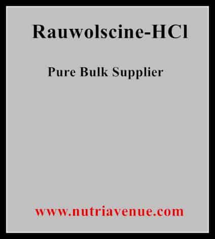 Rauwolscine HCl