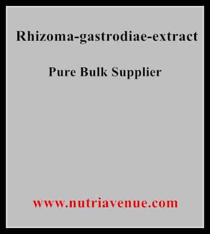 Rhizoma Gastrodiae Extract