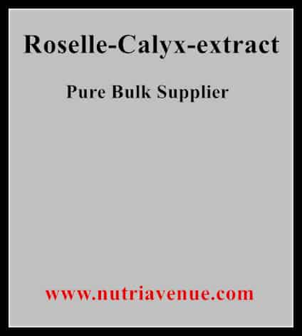 Roselle Calyx Extract