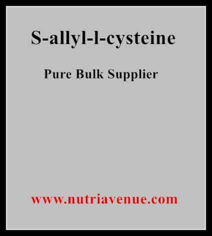 S-allyl-l-cysteine