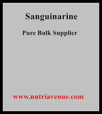 Sanguinarine
