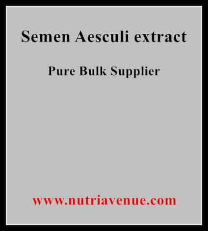 Semen Aesculi Extract
