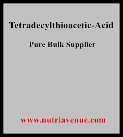 Tetradecylthioacetic Acid