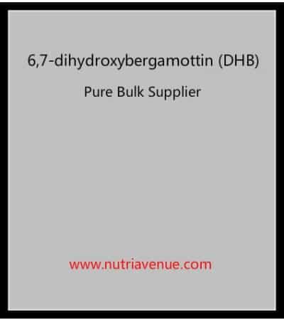 6,7-dihydroxybergamottin (DHB)