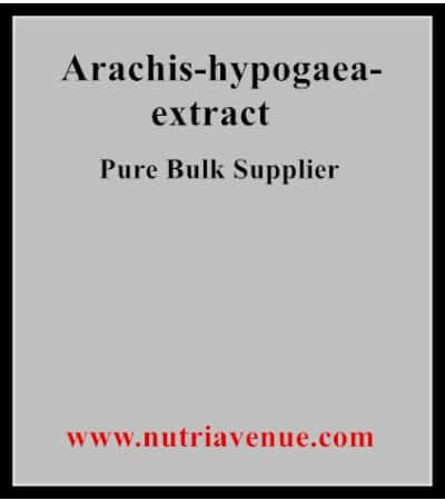 Arachis Hypogaea Extract