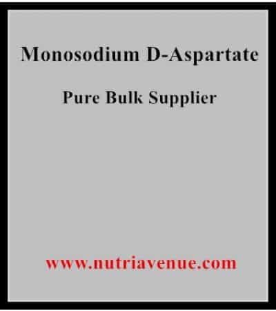Monosodium D-Aspartate