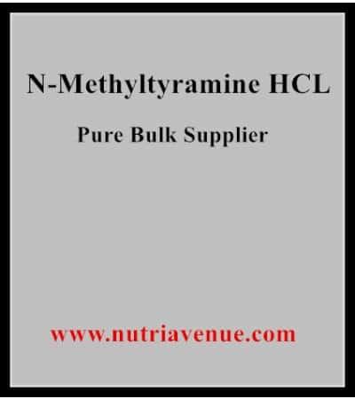 N-Methyltyramine HCL