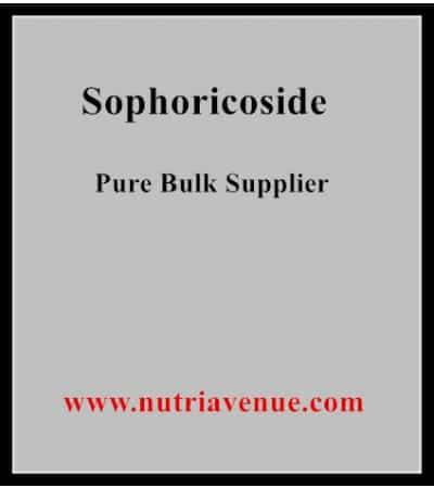 Sophoricoside