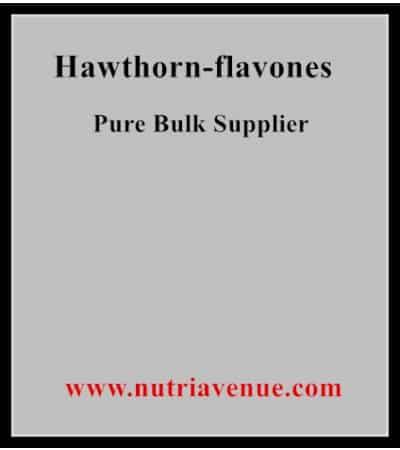 hawthorn flavones