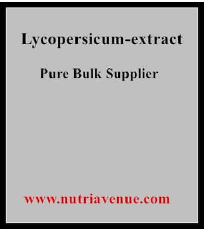 lycopersicum extract