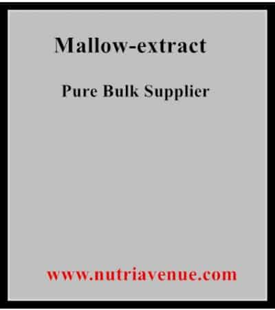 mallow extract